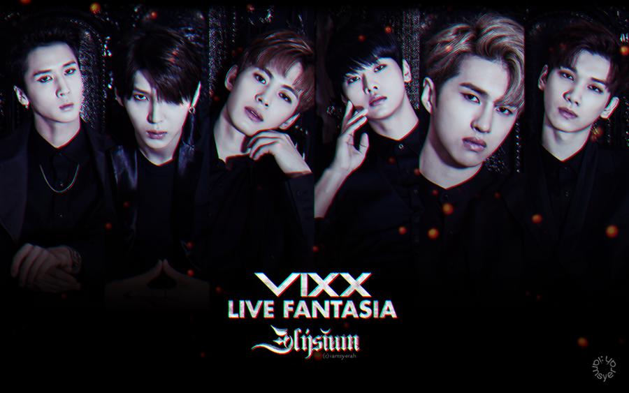VIXX LIVE FANTASIA ELYSIUM By Iamsyerah