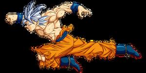 Son Goku MUI -  Manga 65