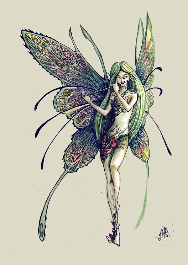 Fairy Melody by FoxSagebrush