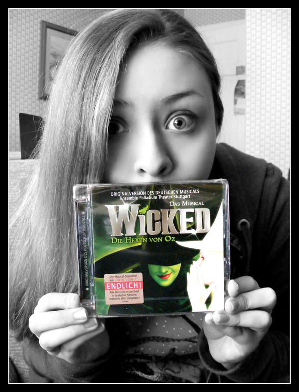 wicked in deutsch