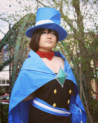 Trucy Wright Cosplay