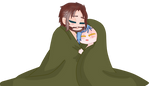 [YCH] Sleepy Bolt x Tempest by CommandersKeeper
