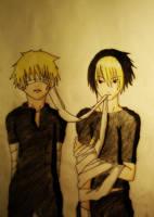 SasuxNaru by xxAnimeGirl2xx
