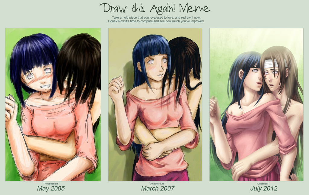 Draw this Again by Kaorien