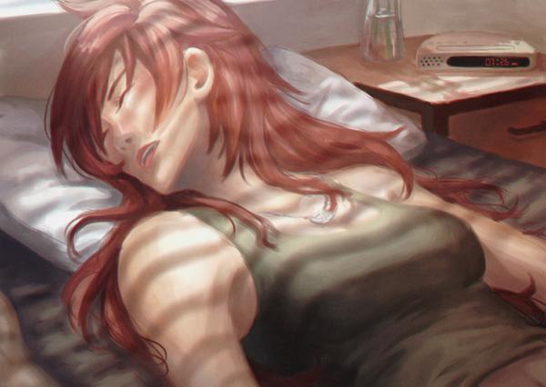 Sleeping In by Kaorien