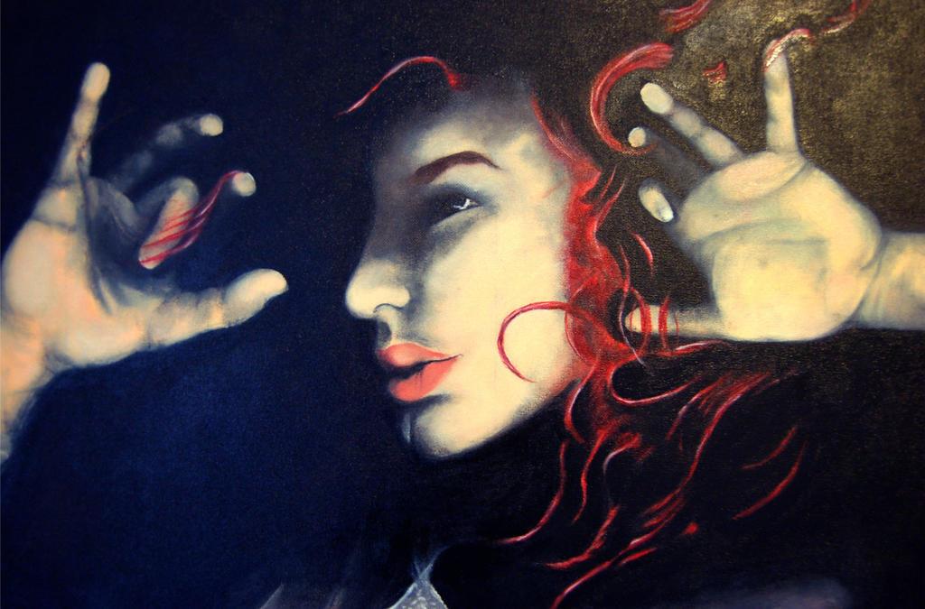Tori Amos by JGriepink