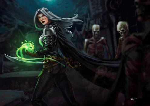 Vampire Lady [C]