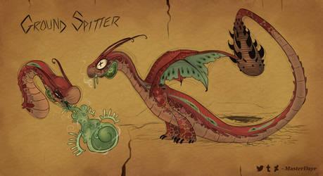 Ground Spitter by MasterDaye