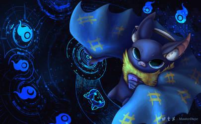 The Cyber Bat by MasterDaye