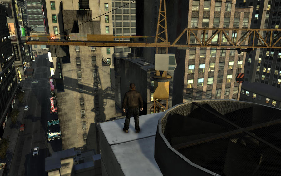 GTA IV Urban by Weses