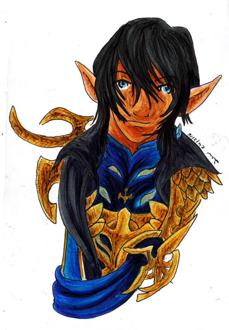 Ser Aymeric by Cat-Noodles