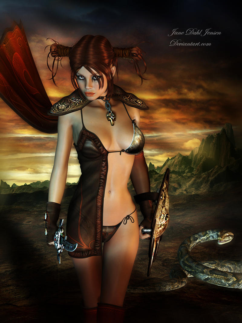 The land of no where by janedj
