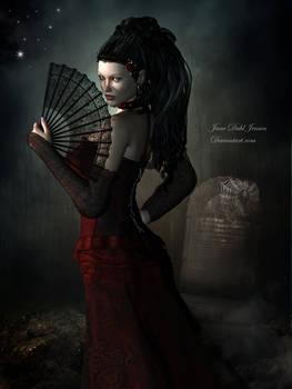 Gothic widow