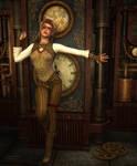 Captain Annes Clockwork