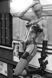 Sci-Fi Babe by janedj