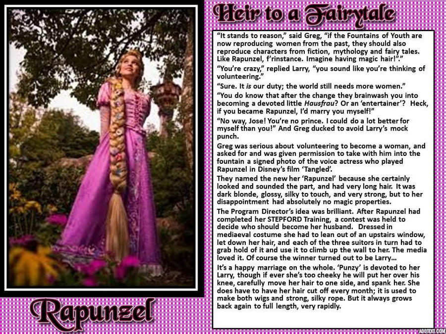 Heir to a Fairytale (a Request for DAQueenRuler) by p-l-richards