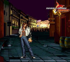 King of Fighters Redux: Kyo
