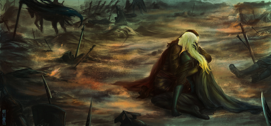 Элронд / Трандуиль от royacc