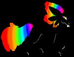 Spectra by rockstarthedragon