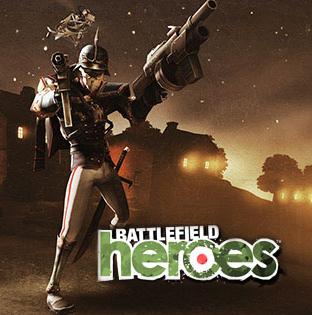 Battlefield Heroes by 3DNoobish