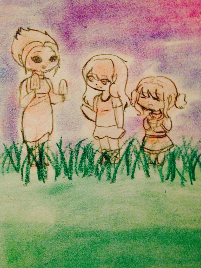 Art Class by Pinkanena