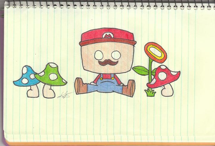 Mario by Rockzilla24