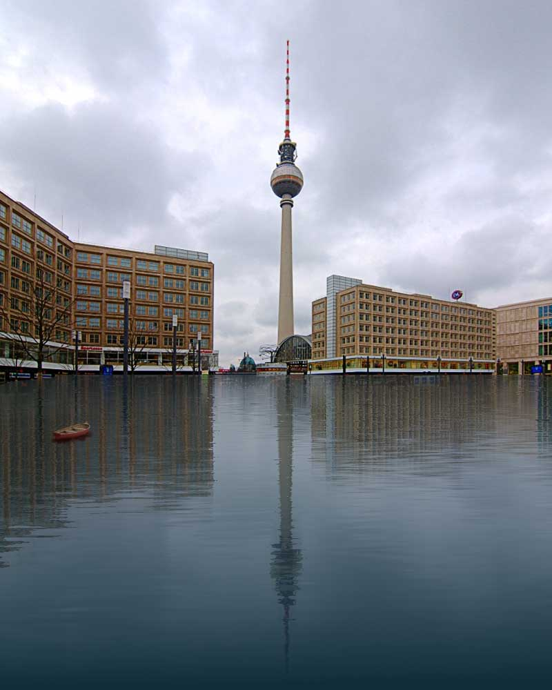 berlin unter wasser by moonstrueck on deviantart. Black Bedroom Furniture Sets. Home Design Ideas