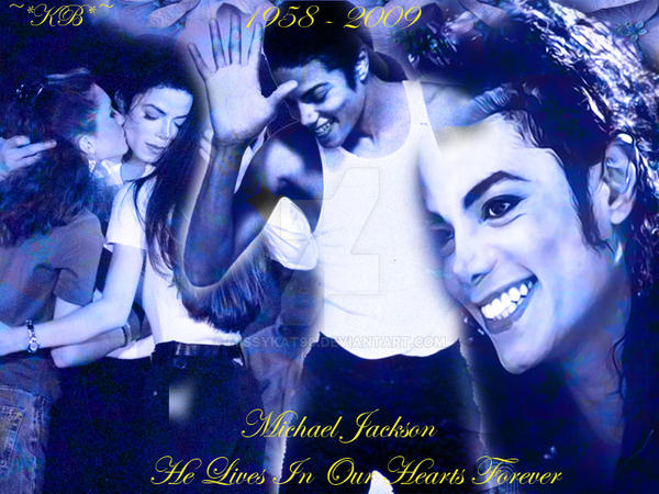 Michael Jackson 1958 to 2009 by Missykat90