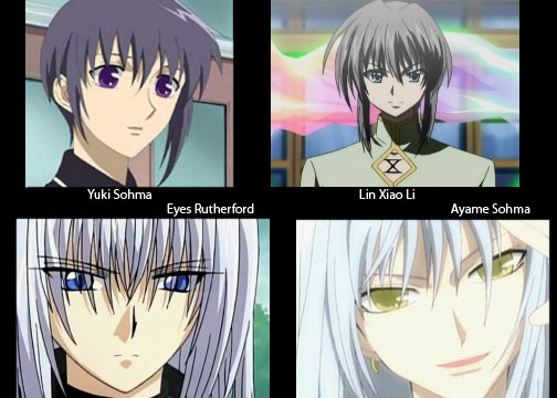 Anime Characters Look Alike : Anime look a likes by tigerklaw on deviantart