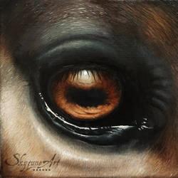 I SEE YOU II by Skyzune ART by SKYZUNE-ART