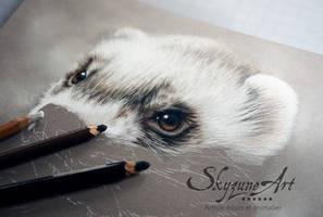 SIMON by SKYZUNE ART by SKYZUNE-ART