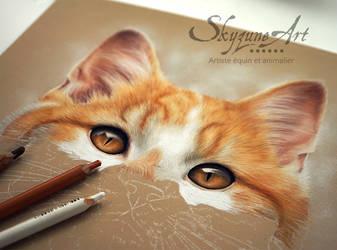BISCUIT by Skyzune ART by SKYZUNE-ART