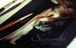 ARAGONITAE by SKYZUNE ART by SKYZUNE-ART