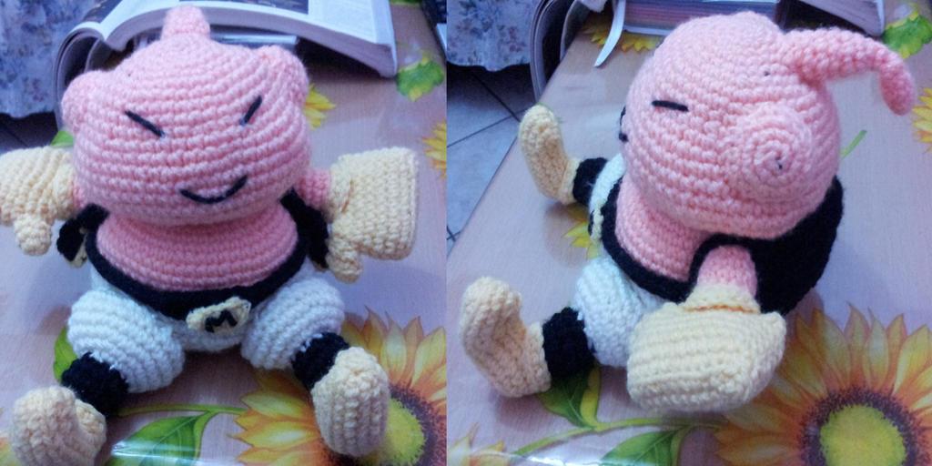 Amigurumi monster Crochet pattern, monster Crochet Patterns ... | 512x1024