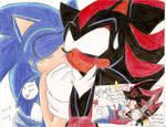 Sonic wuvs shadow