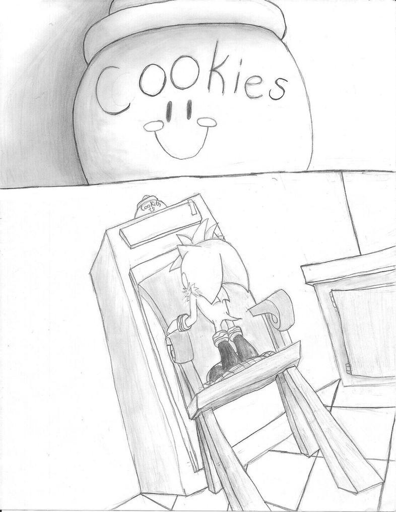 Cute Silver Comic Pg3. by SonicMiku