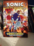 My Sonic Encyclopedia by SonicMiku