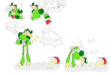 Raymond doodle by SonicMiku