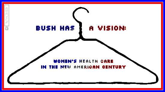 Women's Rights, Bush-Style by RCrisp