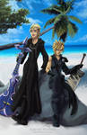 Cloud and Demyx