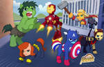 My Little Avengers