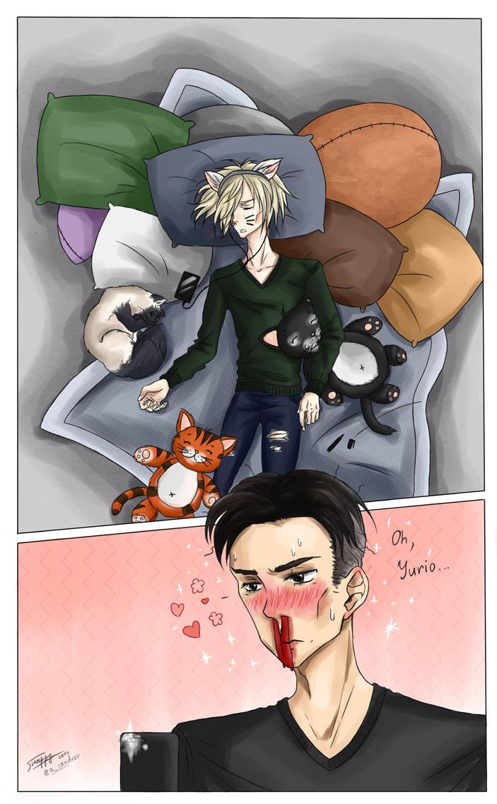 Oh, Yurio... by Sandver
