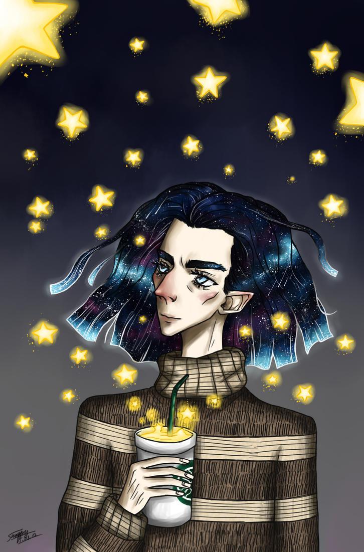 Starry lemonade by Sandver