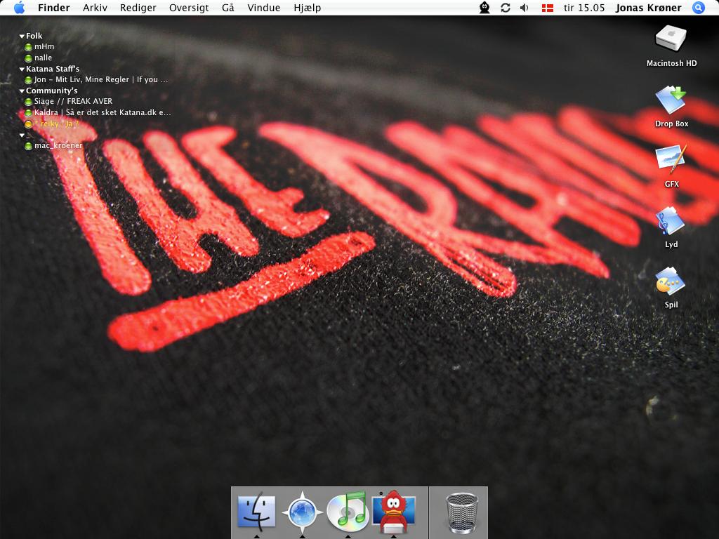 My Desktop by Kroener