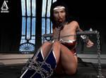 WonderWoman Chained