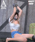 Bound in the barn