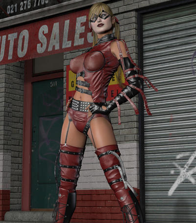 Another Harley concept by Antileaf-Artworks