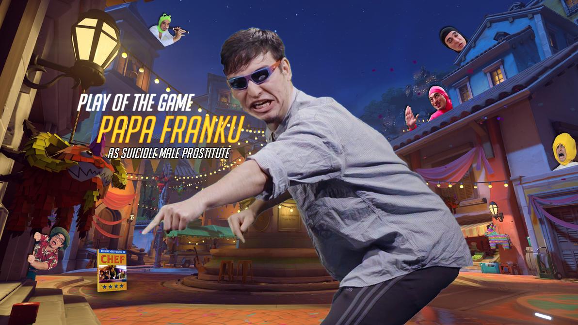 Filthy Frank Overwatch Meme By Liambanfield3