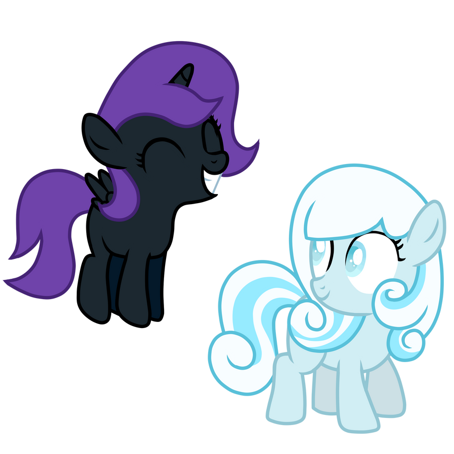 Snowdrop and Nyx