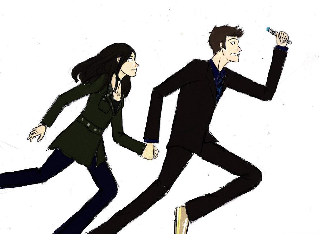 I said run Clara run by Vanessalisa